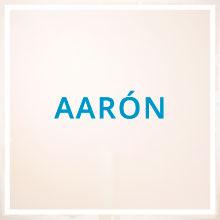 Significado y origen de Aarón