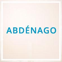 Significado y origen de Abdénago