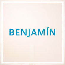 Significado y origen de Benjamín
