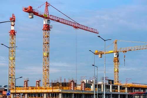 Edificación en construcción