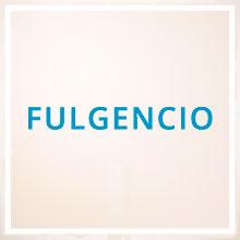 Significado y origen de Fulgencio