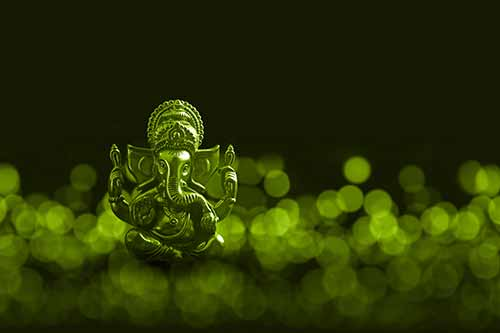 Ganesha, Elefante Dios Hindú