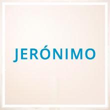Significado y origen de Jerónimo