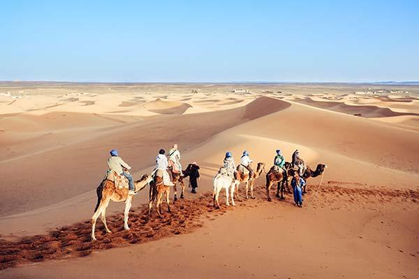 significado de soñar con el desierto