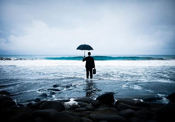 significado de soñar con aguas en calma