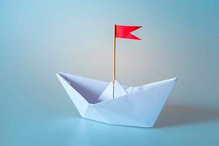 Significado de soñar con barcos