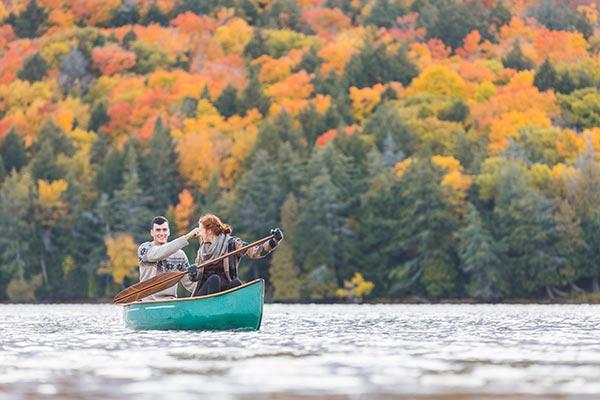 significado de soñar con una canoa