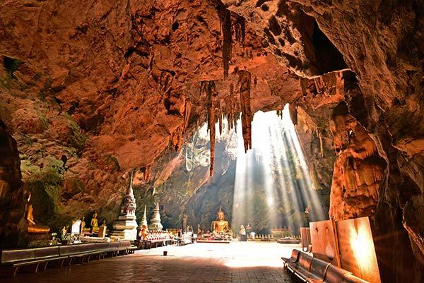 significado de soñar con una caverna