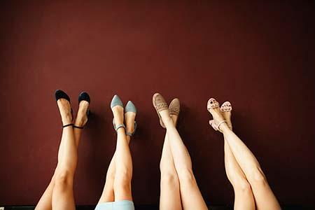Significado de soñar con zapatos