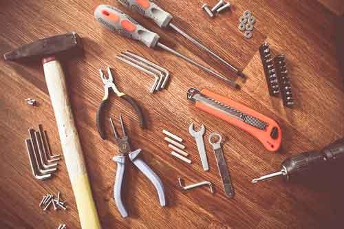 Significado de soñar con herramientas