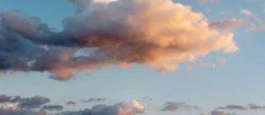 Significado de soñar con nubes