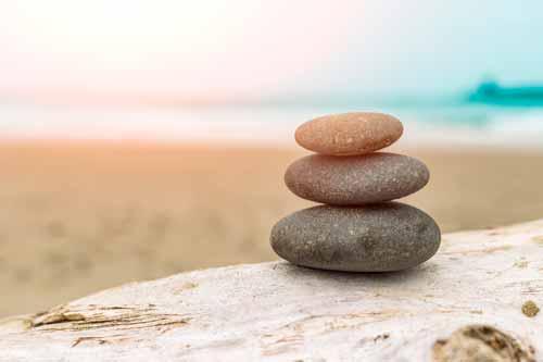 Significado de soñar con piedras