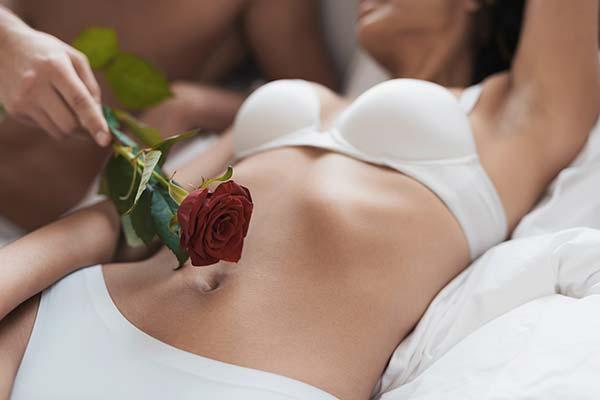 significado de las flores dentro del amor y el erotismo