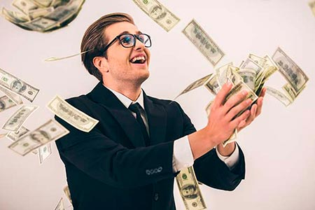 Significado de soñar con dinero