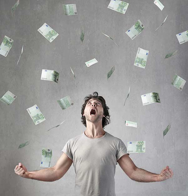 significado de soñar con encontrar dinero