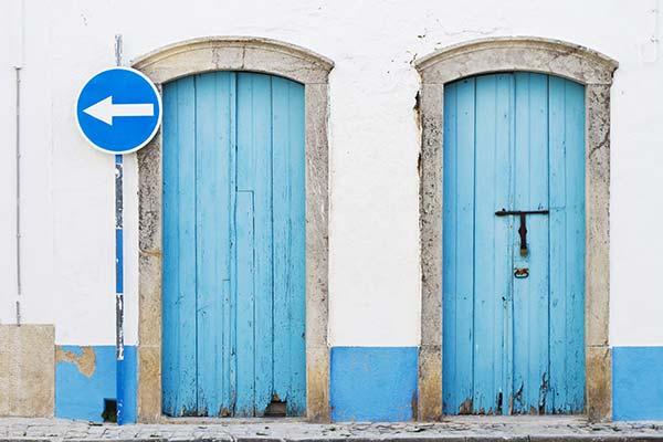 significado de soñar con puertas dobles