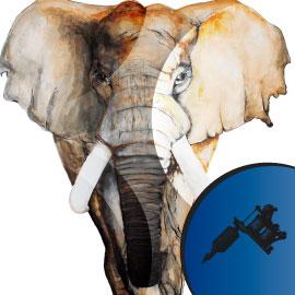Significado tatuaje de elefante